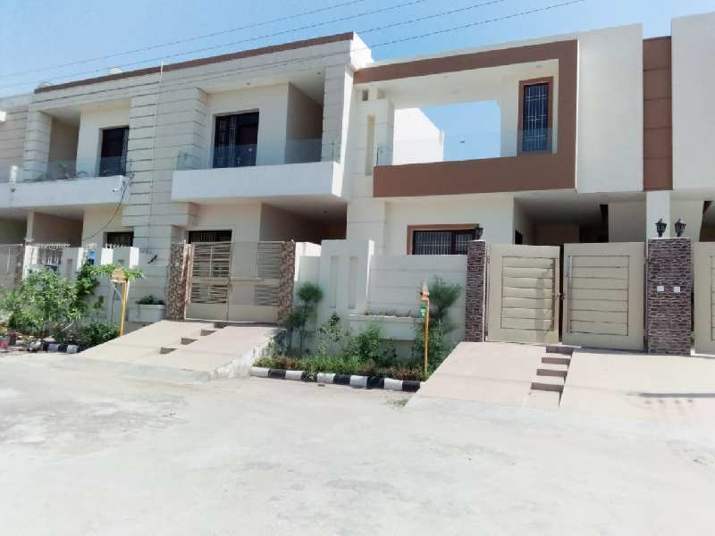 Spacious 8.28 Marla 2BHK House For Sale In Gated Colony In Jalandhar