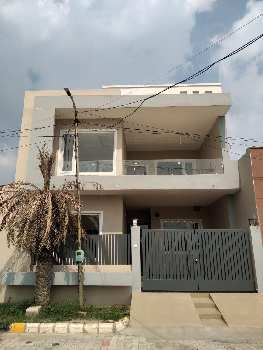 Independent 8.25 Marla 4BHK House For Sale In Jalandhar