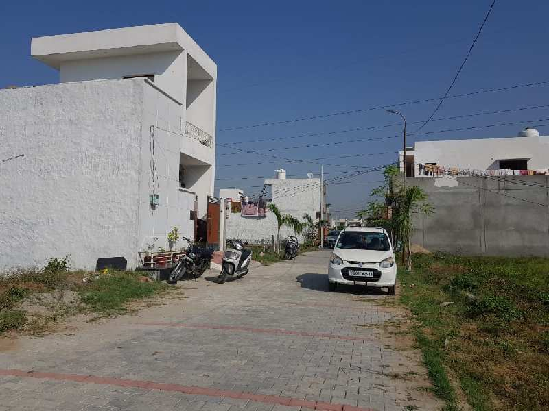 Low Price 6.37 Marla Plot For Sale In Jalandhar