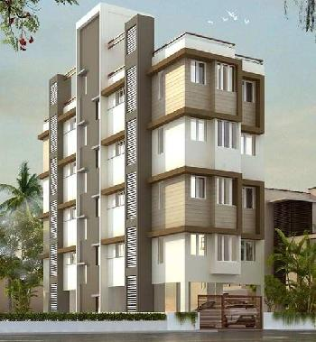 New Semi-furnished Apartment in Sangli