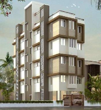 New Semi-furnished Apartment in Sangli