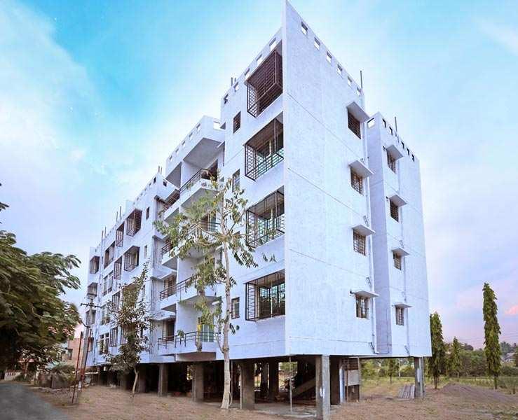 2 BHK semi furnished budget flats in sangli