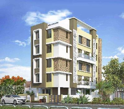 2 BHK Flats & Apartments for Sale in Vishrambag, Sangli