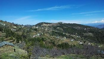 Residential Plot for Sale In Ranikhet