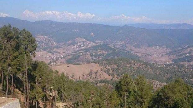 Residential Plot for Sale in Ranikhet, Almora