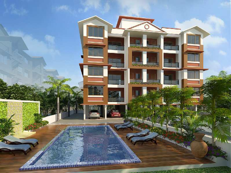 3 BHK flat for sale