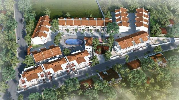 1412 Sq.ft. Individual Houses / Villas for Sale in Utorda, South Goa, Goa
