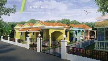 2 BHK Individual Houses / Villas for Sale in Anjuna, North Goa, Goa