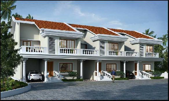 4 BHK villa for sale