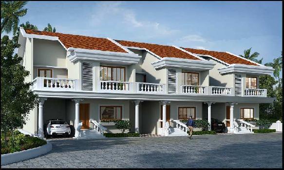 4 BHK villa for sale