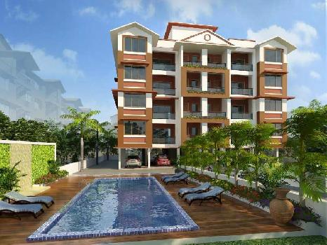 2 BHK Flats & Apartments for Sale in Cobra Vaddo, Calangute, Goa