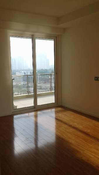 This is a 4 bhk + 1 servent room apartment is avialable for rent in Dlf crest on Sector 54 ,Golf course road . This proprty available is Tower B .