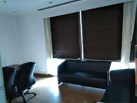 commercial office space in golf course road , Globle foyer.