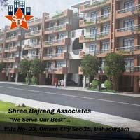 3BHK Flat In Omaxe City Sector 15 Bahadurgarh