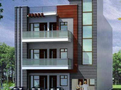 3 BHK Residential Flat For Sale in Bahadurgarh