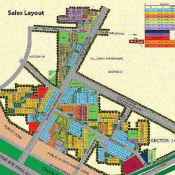 Residential Plot for Sale in Jhajhar Road, Bahadurgarh