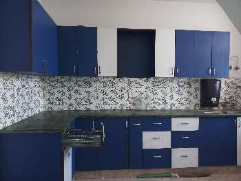 Semi Furnished 3BHK First Floor in Omaxe