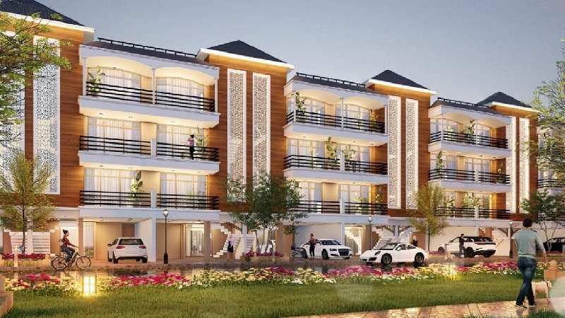 2 BHK Flats & Apartments for Sale in Sector 35, Bahadurgarh