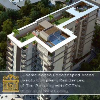 3 BHK Flats & Apartments for Sale in Civil Lines, Jaipur