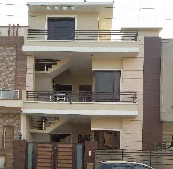 144 Sq yards 4BHK Double Story House in Mohali