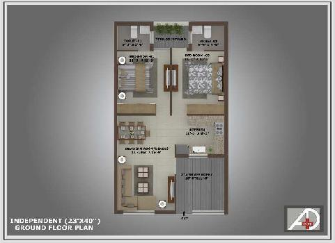 Single line 3 bhk House in Sunny Enclave mohali