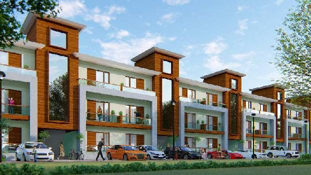 2 BHK Flats in Guru Homes Sunny Enclave mohali