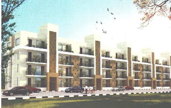 1300 sq ft 3 bhk Flats on Airport Road Mohali