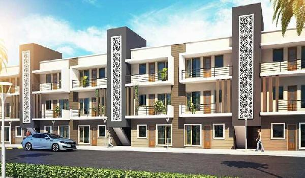 3 BHK Builder Floor for Sale in Airport Road, Mohali