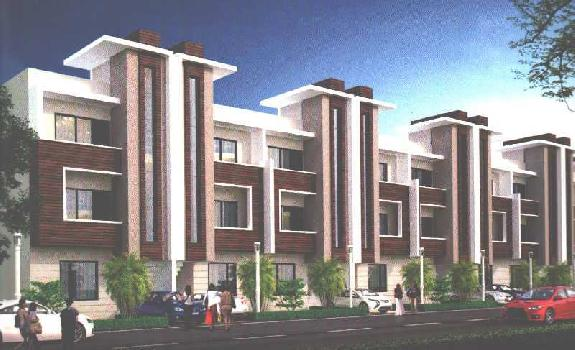 2 BHK 1000 sq ft Single line Flats in Mohali