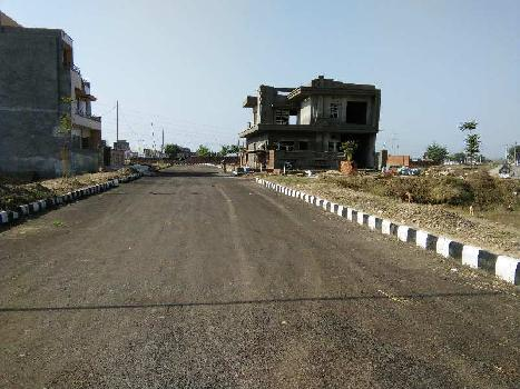 Corner 152  Sq yards Residential Plot in Sector 124 Sunny Enclave