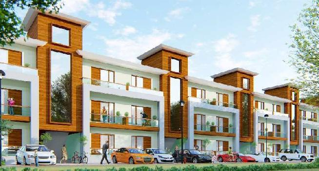 1000 Sq ft 2 bhk  Flats in Sector 125 Sunny Enclave Mohali