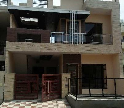 138 Sq yards 3 bhk Double Story House in Mohali