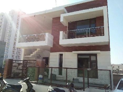 132 Sq yards 3 BHK Double Story House in Mohali