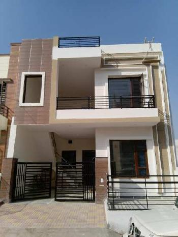 3 BHK Double Story Kothi In Sunny Enclave