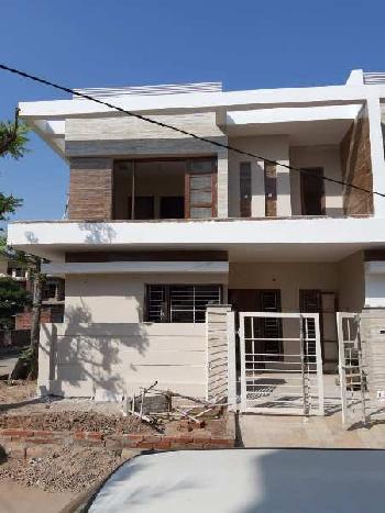 3 BHK Corner Duplex In 125 Gajj In Sec-125 Kharar