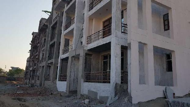 2bhk Flats in G+3 building in Mohali Sec-117