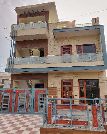 Spectecular House In Mohali Sec-125