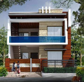 Double Storey House Available In Sec-125 Mohali