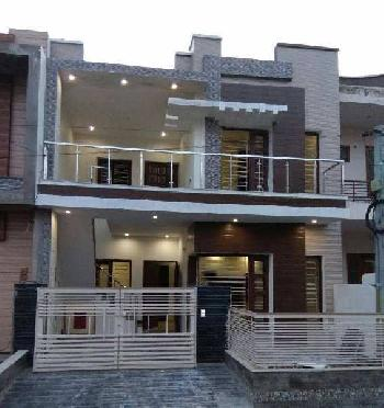 Double Storey 4bhk In Sunny Enclave Near Mohali