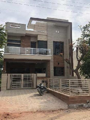 5bhk double storey house in Mohali