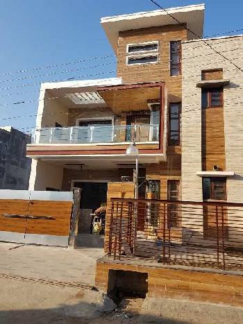 Big Luxury House In Mohali Sec-125