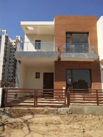 Corner Duplex In Sec-123 Mohali