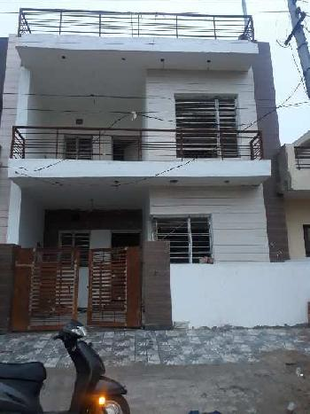 3bhk Double Storey House For Sale In Sunny Enclave Mohali