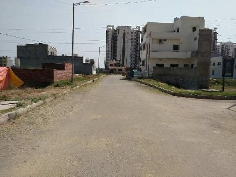 165 Gajj Plot Available In Sec-124 Near 200ft. Road