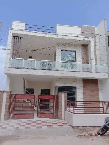 4bhk Double Storey House In 150 Gajj In Sunny Enclave Kharar