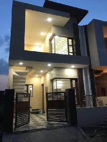 3bhk Double Storey House In Sec-124 Mohali