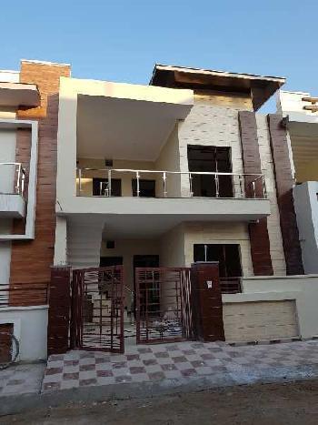 Kothi In 125 Gajj In Kharar Sunny Enclave