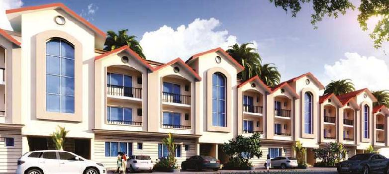3 BHK Flats & Apartments for Sale in Sunny Enclave, Mohali