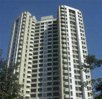 2 Bhk availablesale on flat lodha amara