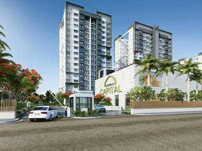 2 BHK Apartment for Sale in Vibhuti Khand, Lucknow